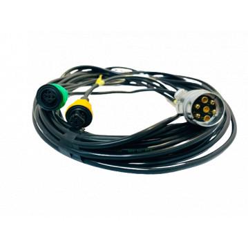Câble d'alimentation feux 2x6.50