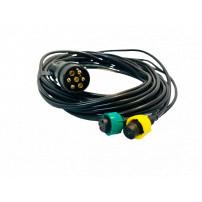 Câble Alimentation Feux - 2 x 5 m