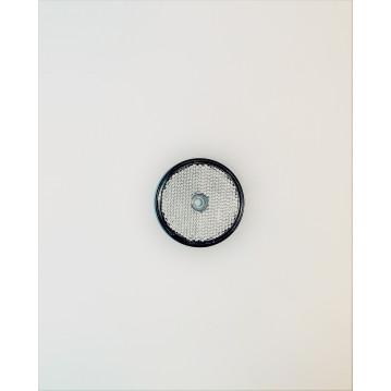 Catadioptre Blanc a Visser - Diam 60 mm