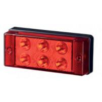 FEU ANTIBROUILLARD LED 12/24V