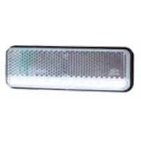 FEU DE GABARIT LED BLANC