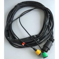 Câble Alimentation Feux - 2x10 m