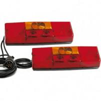 Equipement de signalisation à poser - Alimentation 3 m - entre feux 1,40 m