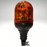 Gyrophare MICROROT tige flexible H1 12 V