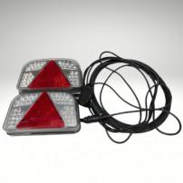 Equipement magnétique lanterne intégrale LED Alimentation 7,50 m