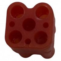 Connecteur rouge RADEX