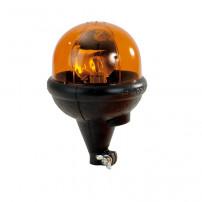 Gyrophare SATURNE 12/24 volts - Tige Flexible