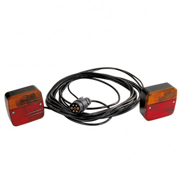 Eclairage Amovible - Alim 10M / Entre Feux 2M50