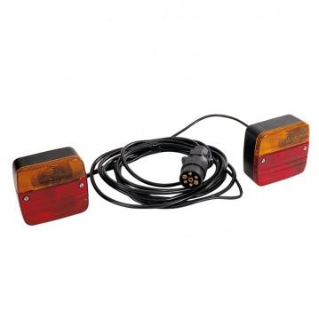 Eclairage Magnetique - Alim 4M50 / Entre Feux 1M50