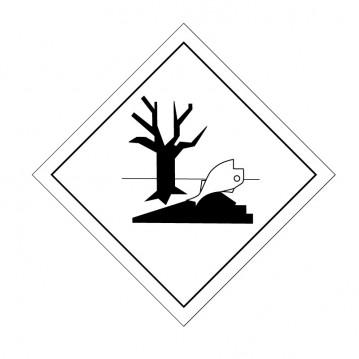 Panneau Danger Environnement
