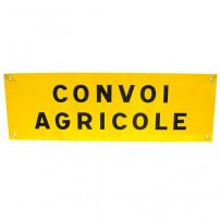Panneau Convoi Agricole - Tissu - 1200x400 mm