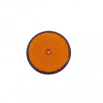 Catadioptre Orange a Visser - Diam 86 mm