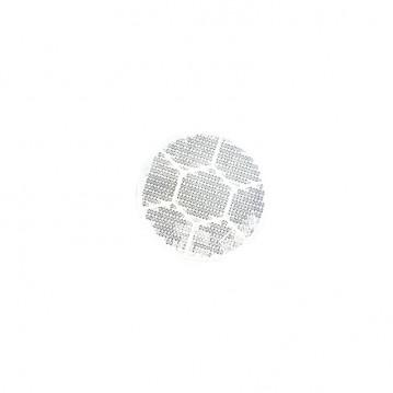 Catadioptre Blanc Adhesif - Diam 54 mm