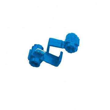 Connecteur Rapide - Bleu (Par 100)