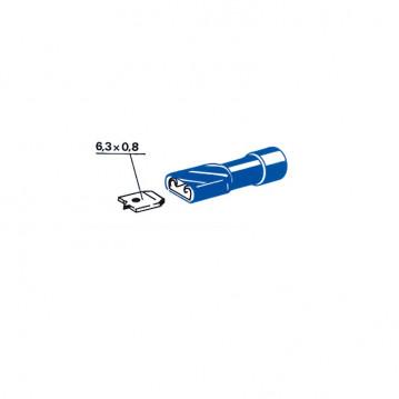 Cosse Femelle - Bleu (Par 100)