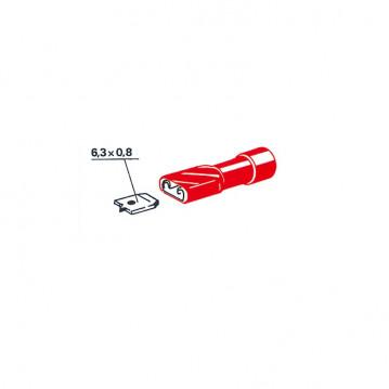 Cosse Femelle - Rouge (par 100)