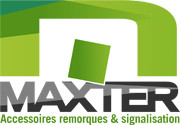 Maxter Accessoires remorque et signalisation