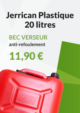 Jerrican Essence 20 Litres